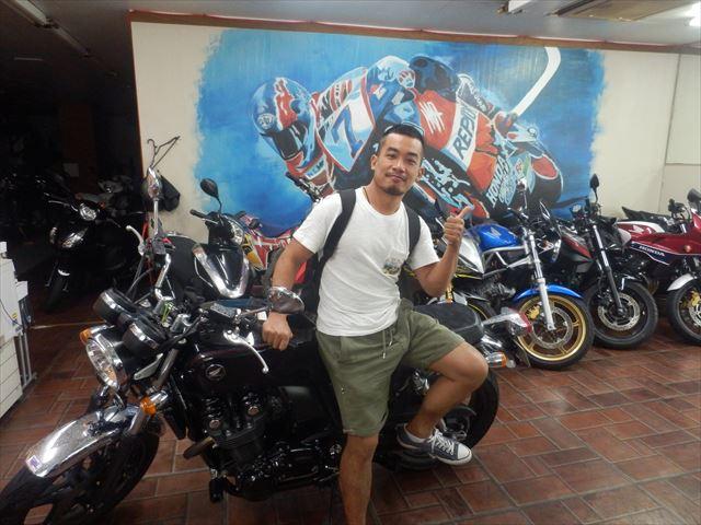 レンタルバイクご利用有り難うございました。