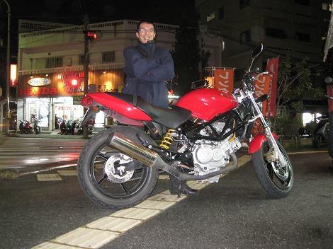 VTR250 N様